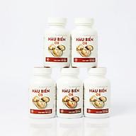 [COMBO 5 HỘP] Thực phẩm bảo vệ sức khỏe Hàu Biển OB - Tăng sinh chất lượng tinh trùng, Tăng cường sinh lý nam,hỗ trợ trị xuất tinh sớm (Hộp 30 viên) thumbnail