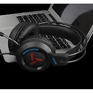 Tai Nghe Gaming GNET H3T Có Mic, Màu đen, G-Net H3T Gaming Headphone thumbnail