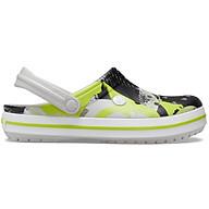 Dép nhựa clog unisex Crocs Crocband -206593 thumbnail