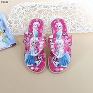 Dép Elsa bé gái màu hồng xinh xắn từ 3 - 12 tuổi PS207 thumbnail