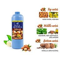 Sữa rửa tay hương nước hoa Ý hổ phách và dầu argan Felce Azzurra nutriente 750ml thumbnail