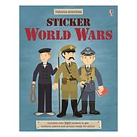 Usborne Sticker World Wars thumbnail