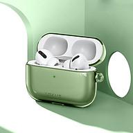 Airpods Pro Case Ốp Bảo Vệ PC Cho Airpods Pro Hiệu Usam_ Hàng Nhập Khẩu thumbnail
