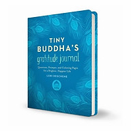 Tiny Buddha s Gratitude Journal Questions, Prompts, And Coloring Pages For A Brighter, Happier Life thumbnail