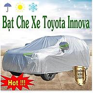 Bạt Phủ Ô Tô, Xe Hơi Toyota Innova CAO CẤP 3 LỚP Tráng Bạc Cách Nhiệt Bảo Hành Uy Tín Lỗi 1 Đổi 1 thumbnail