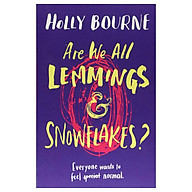 Usborne Are We All Lemmings and Snowflakes thumbnail