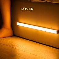 Đèn cảm ứng không dây cao cấp KOVER dễ dàng tháo lắp tiện dụng, tự động Bật Tắt vào ban đêm, sạc bằng USB thumbnail