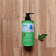 Gel rửa tay khô Glee Care 330ml (Hương trà xanh) Công nghệ Nano Bạc diệt khuẩn thumbnail