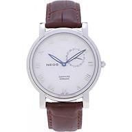 Đồng hồ Neos N-40642M nam dây da thumbnail