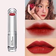 Son lì màu đỏ nâu dễ dùng phù hợp cho mùa thu đông Majune Việt Nam thumbnail