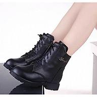 Giày Boot ( cao cổ ) cho bé gái phong cách hàn quốc - BBG10 thumbnail