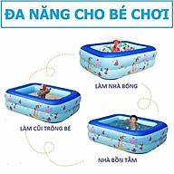 Đủ Kích Thước Bể Bơi Cho Bé Trong Nhà, Đầy Đủ Phụ Kiện thumbnail