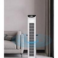 Quạt tháp điều hòa không cánh cung cấp ion, lọc không khí loại bỏ mùi khó chịu, giúp tinh thần thoải mái, Không tạo tiếng ồn, vô cùng yên tĩnh cải thiện giấc ngủ.an toàn cho trẻ nhỏ -kèm Giá đỡ điện thoại để bàn đa năng tiện dụng xoay 270 độ thumbnail