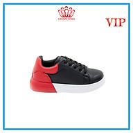 Giày Thể Thao Sneaker Bé Trai Bé Gái Đi Học Cổ Thấp Crown Space UK Active CRUK254 Cho Trẻ em Chất Liệu Cao Cấp Siêu Nhẹ Êm Size 28-36 4-14 Tuổi thumbnail