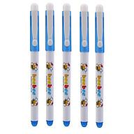 Combo 5 cây Bút lông kim Beebee TL FL-04 xanh thumbnail