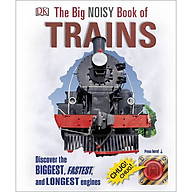 The Big Noisy Book of Trains thumbnail