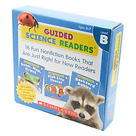 Guided Science Readers Level B (With CD) thumbnail
