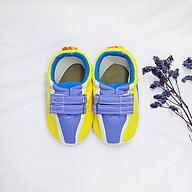 Giày thể thao phối dây buộc thời trang cho bé tập đi GTT01_SUNBABY thumbnail