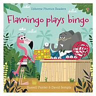Usborne Phonics Readers Flamingo Plays Bingo thumbnail