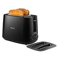 Máy Nướng Bánh Mì Philips HD2582 (830W) - Hàng chính hãng thumbnail