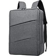 Balo Laptop 17inch 012 - Ghi thumbnail