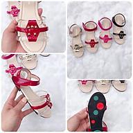 Sandal cho bé gái 00715 sz25-35 thumbnail