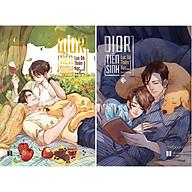 Combo Trọn Bộ 2 Cuốn Truyện Đam Mỹ Đặc Sắc Dior Tiên Sinh 1 + Dior Tiên Sinh 2 thumbnail