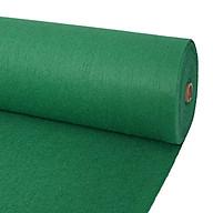 Thảm nỉ trải sàn màu xanh lá,trải sàn nhà, văn phòng, sự kiện, phòng bếp thumbnail