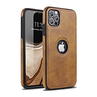 Ốp lưng da cao cấp dành cho iPhone 12 12 Pro 12 Pro Max 12 Mini thumbnail