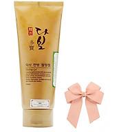 Kem tẩy da chết kem tẩy tế bào chết làm sạch và tái tạo da Dabo Hàn quốc ( 180ml) và kẹp nơd thumbnail