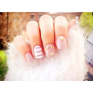 Bộ 24 móng tay giả nail thơi trang như hình (M106) thumbnail