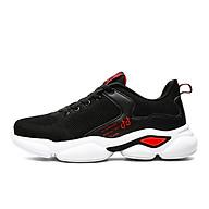 Giày bóng rổ nam mầu đen đỏ cao cấp HML29 thumbnail