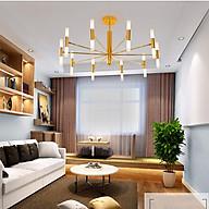 Đèn chùm thả,đèn thả pha lê hiện đại đẹp - LADY08-20 thumbnail