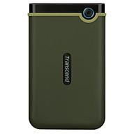 Ổ Cứng Di Động Transcend StoreJet M3G 2TB Slim USB 3.1 - Hàng Chính Hãng thumbnail