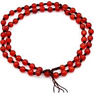 Dây vòng đeo cổ đá thạch anh đỏ DHT2 thumbnail