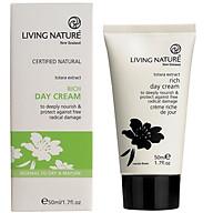Kem Dưỡng Ẩm Living Nature Rich Day Cream thumbnail