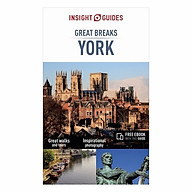 Insight Guides Great Breaks York thumbnail