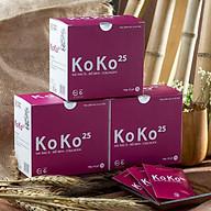 Thực phẩm chức năng Cao khô Hà thủ ô Collagen làm đen tóc đẹp da KoKo 25 thumbnail