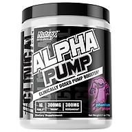 Alpha Pump Nutrex - Hỗ Trợ Pump Cơ Hiệu Quả - 20 Liều dùng thumbnail