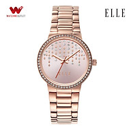 Đồng hồ Nữ Elle dây thép không gỉ 32mm - ELL23008 thumbnail