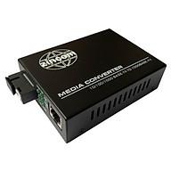 Đầu B -Bộ chuyển đổi quang điện ZINCOM ZC-1000MB 1 sợi 10 100 1000M Hàng nhập khẩu thumbnail