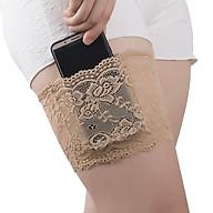 Ladies Lace Mobile Phone Bag Non-slip Stockings QYPF005 thumbnail