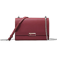Túi clutch nữ thời trang cao cấp ELLY ECH14 màu đỏ thumbnail