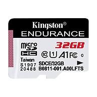 Kingston High Endurance 64GB TF Card Micro SD Card U1 C10 A1 High Speed TF Card for Dashcam Home Surveillance Camera thumbnail