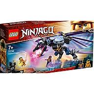 Đồ chơi LEGO Ninjago Rồng Đen Của Chúa Tể Overlord 71742 thumbnail
