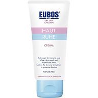 Kem Dưỡng Toàn Thân Ngừa Chàm sữa, hăm cho trẻ em EUBOS Haut Ruhe Cream 50ml thumbnail