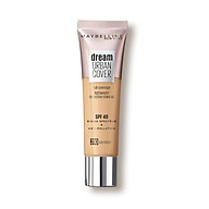 Maybelline Dream Urban Cover Liquid Foundation 310 Sun Beige thumbnail