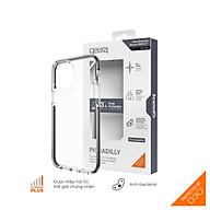 Ốp lưng Gear4 Piccadilly iPhone - Công nghệ chống sốc độc quyền D3O, kháng khuẩn, tương thích tốt với sóng 5G - Hàng chính hãng - Black - iPhone 12 Pro Max thumbnail