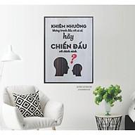Tranh treo tường slogan câu nói hay truyền cảm hứng thumbnail