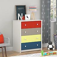 Tủ phòng ngủ gỗ hiện đại SMLIFE Samuel thumbnail